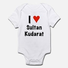 I love Sultan Kudarat Infant Bodysuit