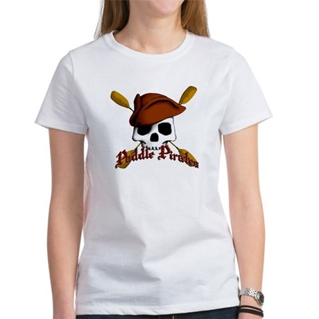 Paddle Pirates - Skullduggery Women's T-Shirt