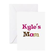 Kyle's Mom Greeting Card