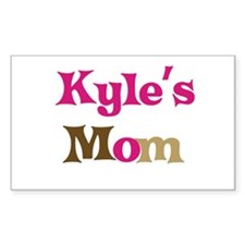 Kyle's Mom Rectangle Decal