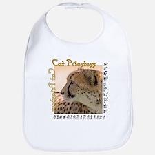 Cat Priestess Bib