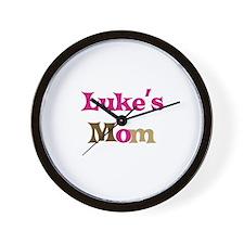 Luke's Mom  Wall Clock