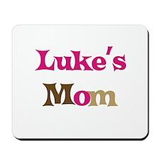 Luke's Mom  Mousepad