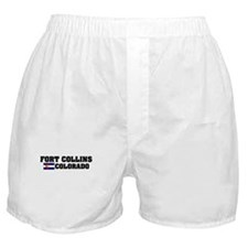 Fort Collins Boxer Shorts