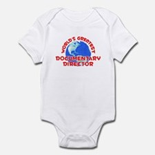 World's Greatest Docum.. (F) Infant Bodysuit