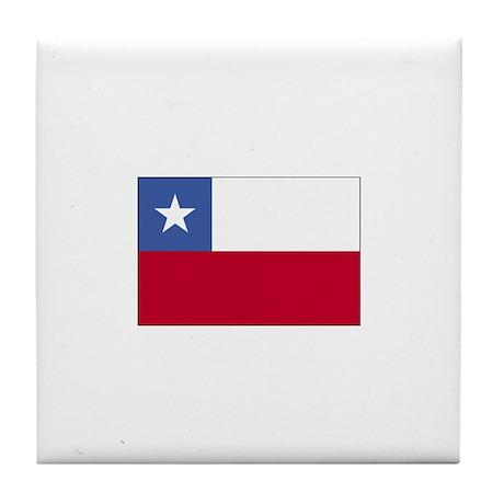 Chile Tile Coaster