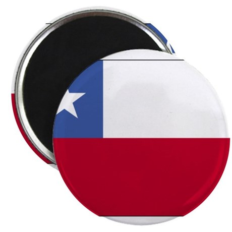 """Chile 2.25"""" Magnet (10 pack)"""
