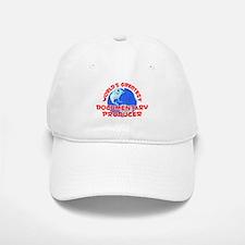 World's Greatest Docum.. (F) Baseball Baseball Cap