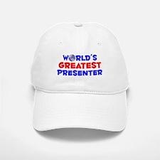 World's Greatest Prese.. (A) Baseball Baseball Cap