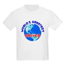 World's Greatest Driver (E) T-Shirt