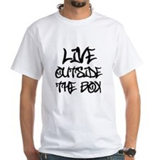 Live Outside the Box Shirt