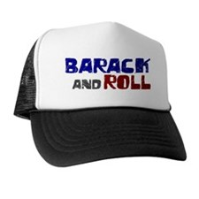 Barack and Roll (Obama) Trucker Hat