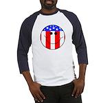 Patriotic Baseball Jersey