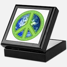 World Peace Keepsake Box