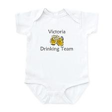 Victoria Infant Bodysuit
