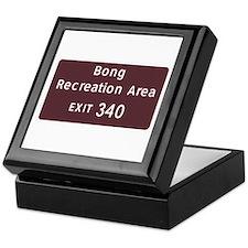 Bong State Recreation Area Keepsake Box