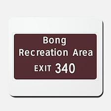 Bong State Recreation Area Mousepad