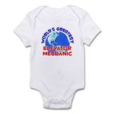 World's Greatest Eleva.. (E) Infant Bodysuit