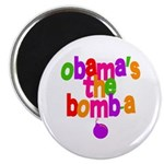 Obama's the Bomba Magnet