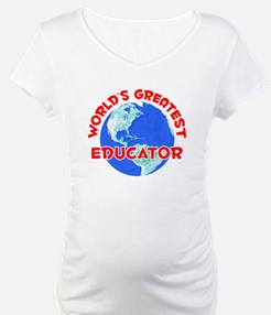 World's Greatest Educa.. (F) Shirt