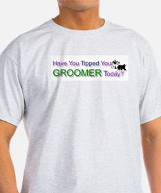 Tip your Groomer T-Shirt