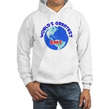 World's Greatest EMT (E) Jumper Hoodie