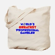 World's Greatest Profe.. (A) Tote Bag