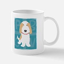 Tan & White PBGV Mug