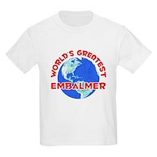 World's Greatest Embal.. (F) T-Shirt