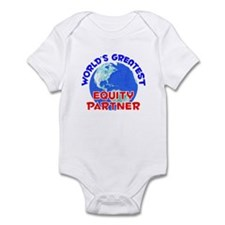 World's Greatest Equit.. (E) Infant Bodysuit