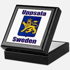 Upsalla Sweden Original Keepsake Box
