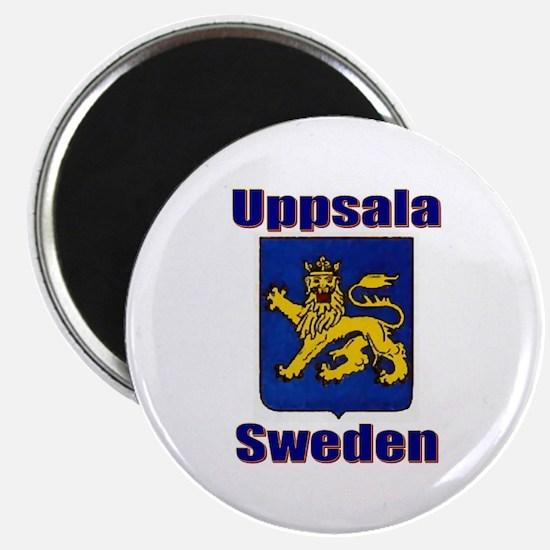 "Upsalla Sweden Original 2.25"" Magnet (10 pack)"