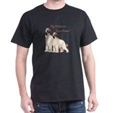My Children Are Afghan Hounds T-Shirt