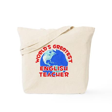 World's Greatest Engli.. (F) Tote Bag