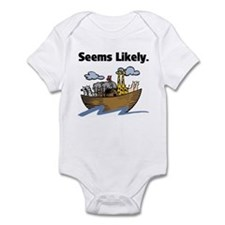 Seems Likely Infant Bodysuit