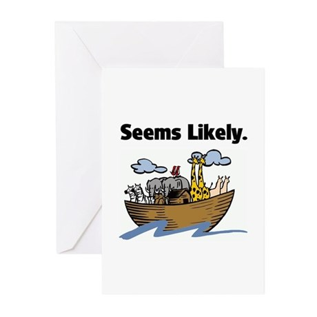 Seems Likely Greeting Cards (Pk of 10)