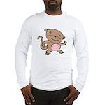 Dancing Monkey Long Sleeve T-Shirt