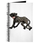 Creepy Monkey Journal