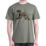 Creepy Monkey Dark T-Shirt