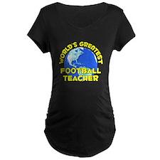 World's Greatest Footb.. (D) T-Shirt
