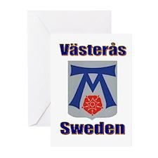 The Västerås Store Greeting Cards (Pk of 10)