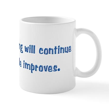Micro Managing Mug
