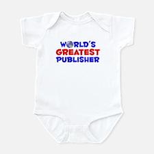 World's Greatest Publi.. (A) Infant Bodysuit