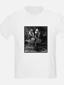 Sidehack, BMX, T-Shirt