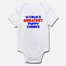 World's Greatest Puffy.. (A) Infant Bodysuit