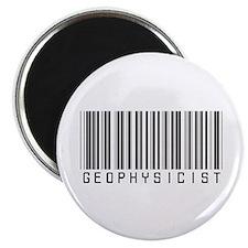 "Geophysicist Barcode 2.25"" Magnet (100 pack)"