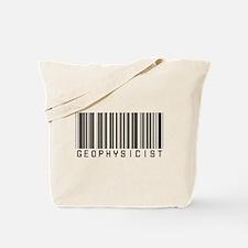 Geophysicist Barcode Tote Bag