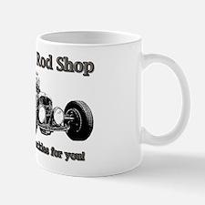 rat rod front3 Mugs