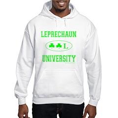 LEPRECHAUN UNIVERSITY Hoodie