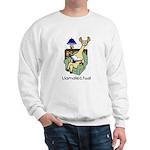 Llamalectual Sweatshirt